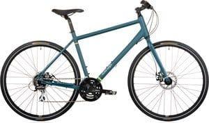 blue co-op cycles hybrid bike