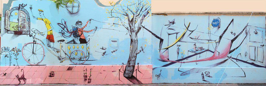 Art by Artist Mart Aire