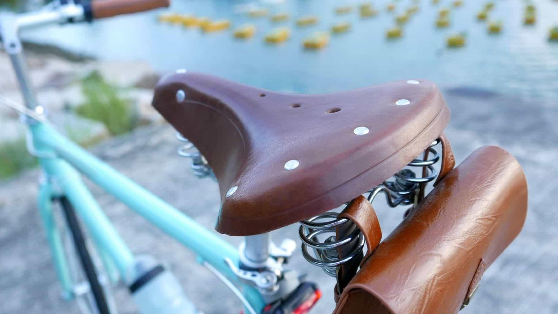 Mango Bike Foam Slow Pressure Seat COLOR CHOICES
